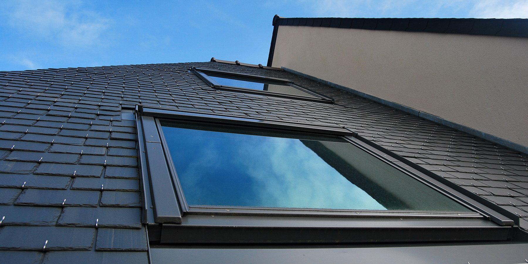 Pose De Fenêtre De Toit Optez Pour Une Grande Dimension Tabart